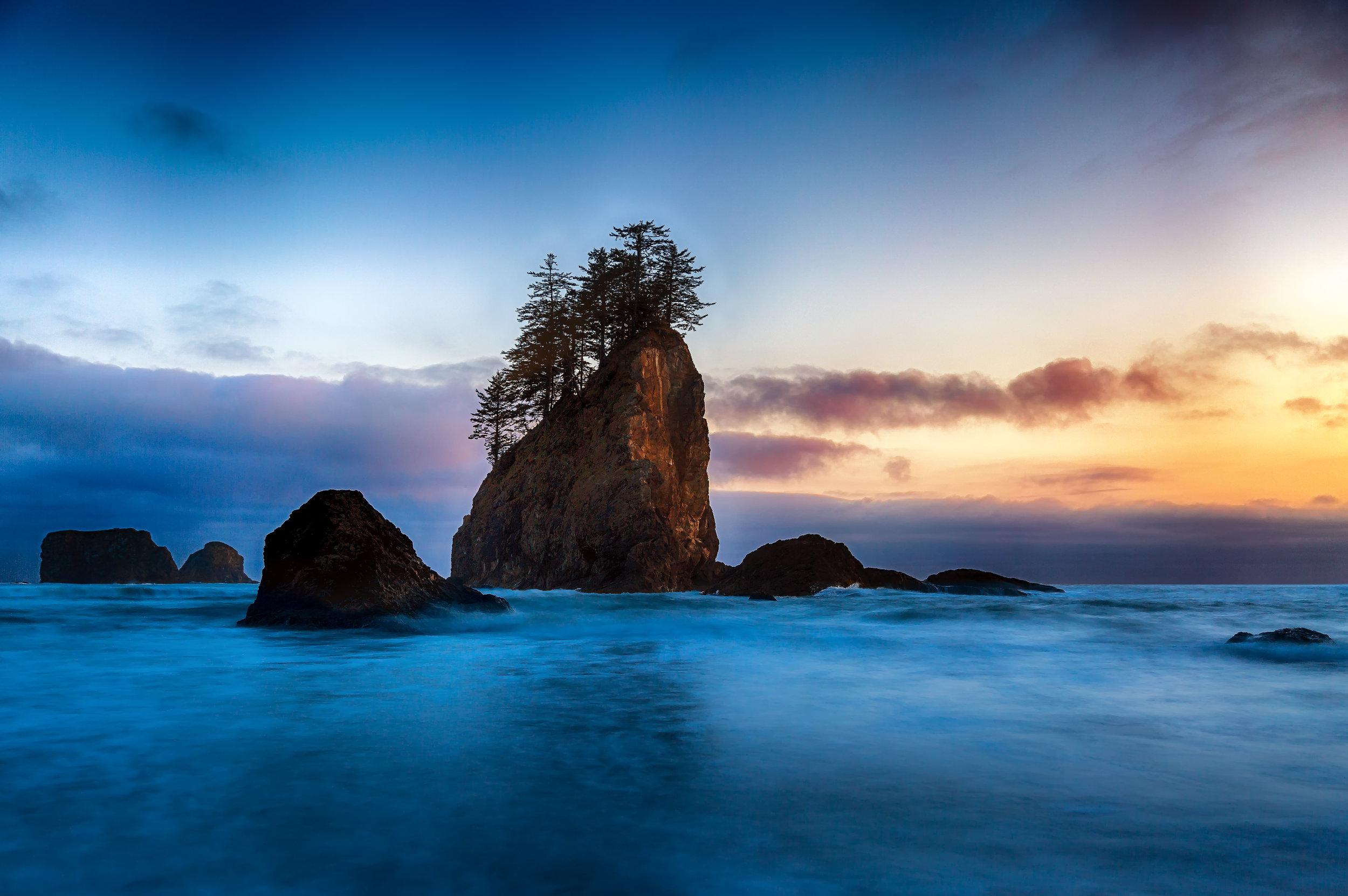 Second Beach Sunset-blue-1.jpg