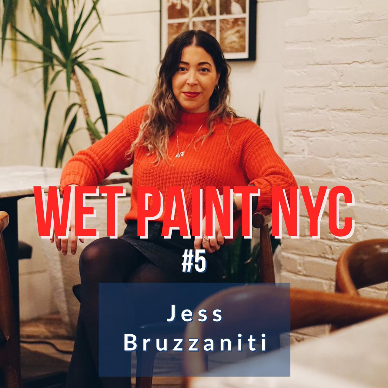 Artist and art advisor Jess Bruzzaniti chats about light art, moving from Australia, what art advisors do and more.
