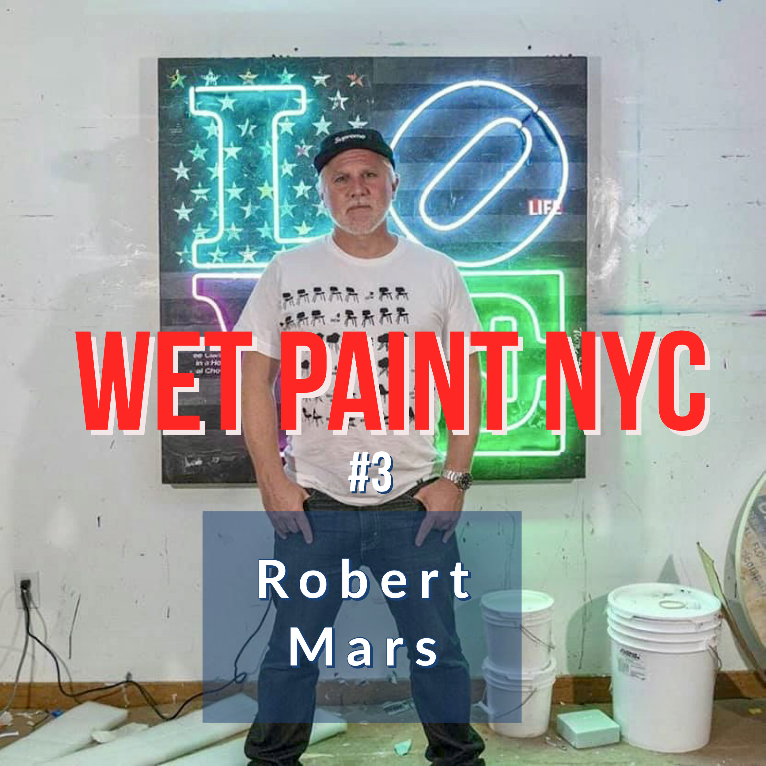 Artist Robert Mars talks about creating a professional practice, artistic breakthroughs and the art world.