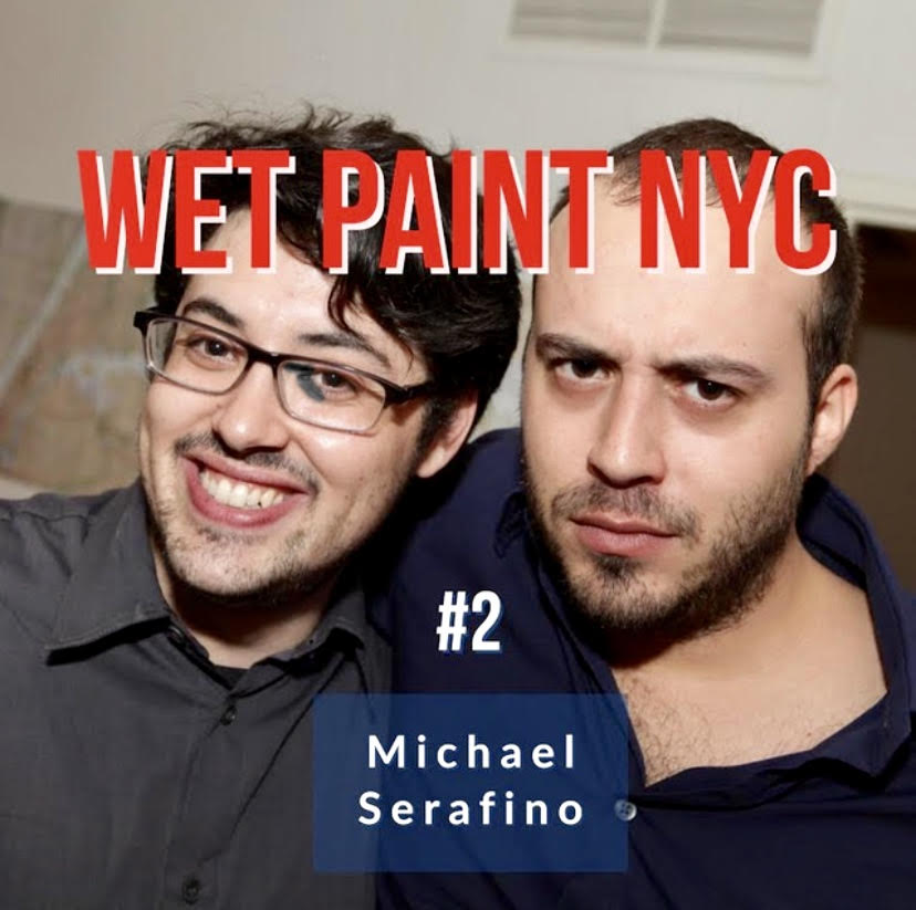 Mike Serafino discusses life as an artist.