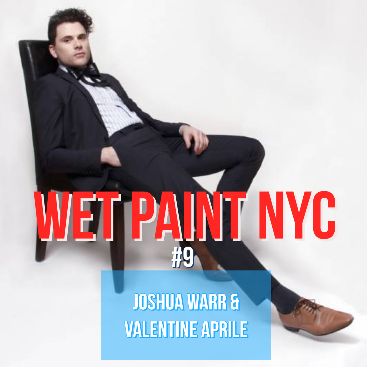 Joshua Warr &Valentine Aprile share their experiences in the world of Theater and the LGBTQ community as well as upcoming projects.