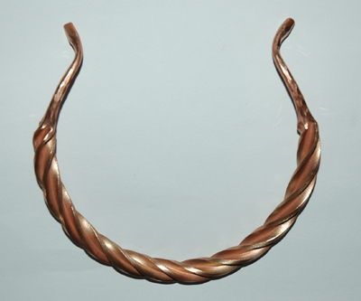 Flanged Torc