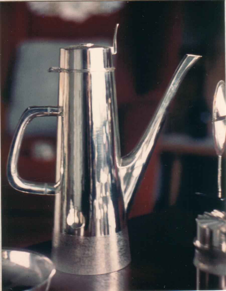 Coffee pot 1972