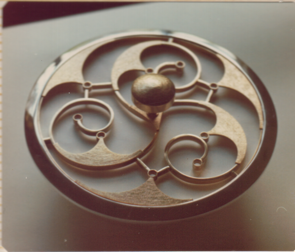 10 inch Rose Bowl