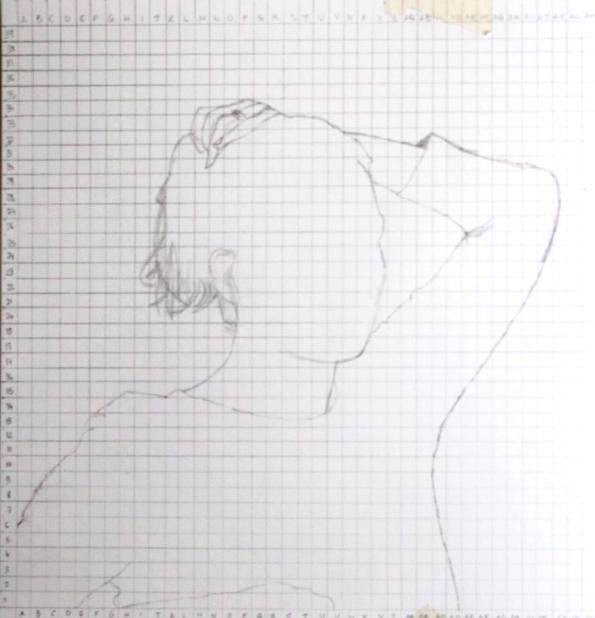 Une Nouvelle Façon De Dessiner Un Portrait Au Crayon The