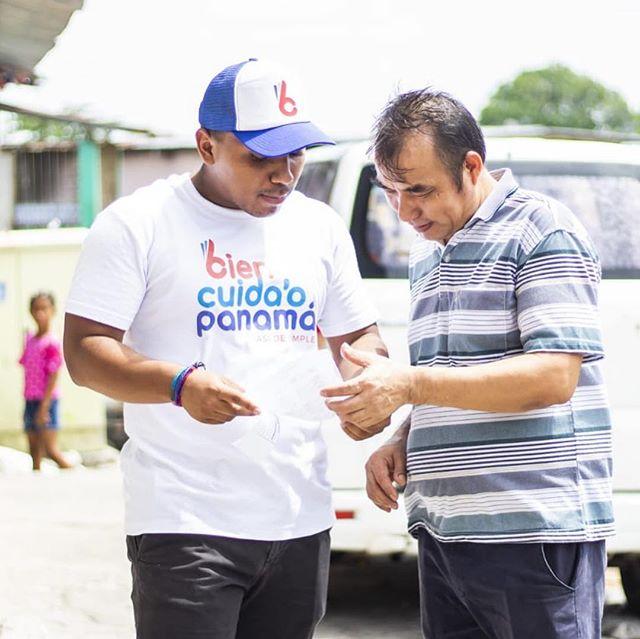 En días pasados estuvimos en San Miguelito, realizando un simulacro de votación como parte educativa de este proceso electoral. También se incentivo a investigar antes de votar. @tepanama #noboteselvoto #votabiencuidaopanama #panama