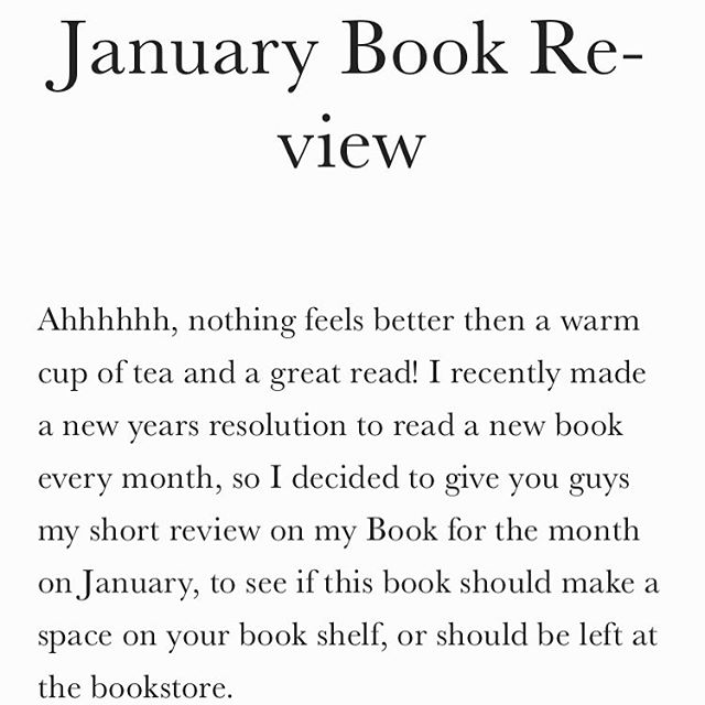 Come check out our January book review on living minimal for some great reads! . . . . . #reading #reading📖 #readingisfun #books #instagram #promote #learning #value #knowledge #understanding #poetry #bookstagram #bookreview #reviews #blogger #bloggerlife #blog