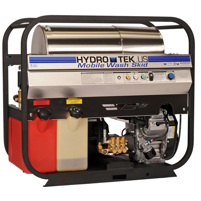 SS30005VS SPECIAL - Hydro-Tek Hot Water Pressure Washers
