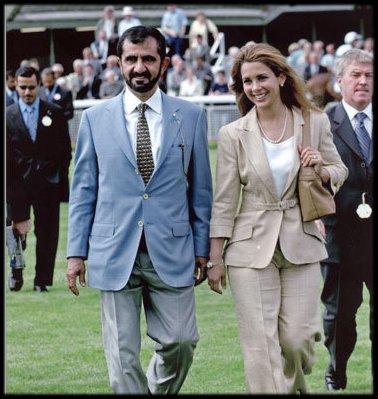 Pic 6_King of Dubai and Haya 2