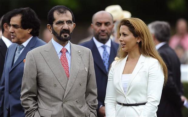 Pic 6_King of Dubai and Haya