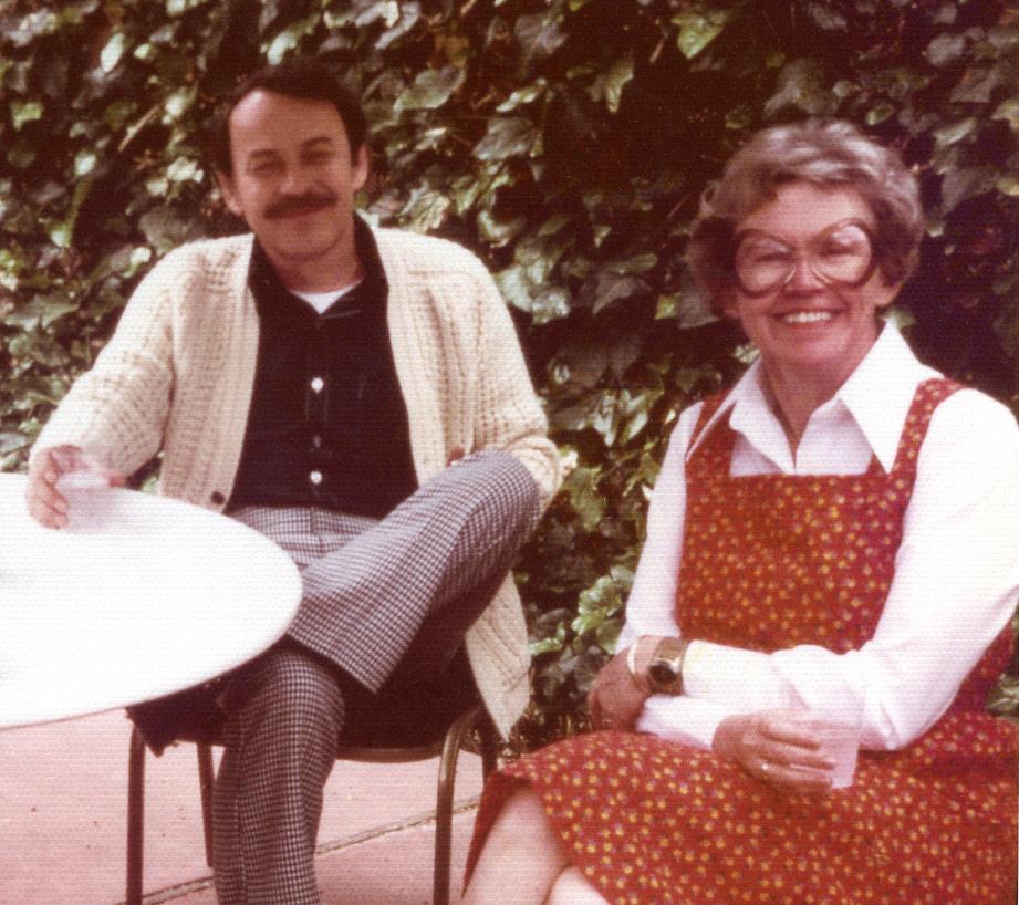 Richard and Jean Coyne, 1977