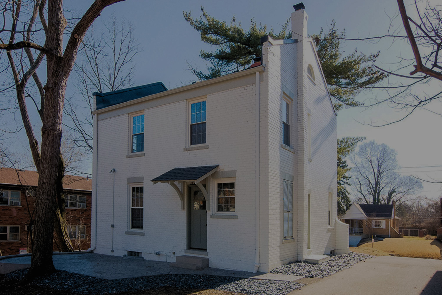 3440 Woodford Rd - 1920s-ERA HOME GIVEN MODERN FACELIFT