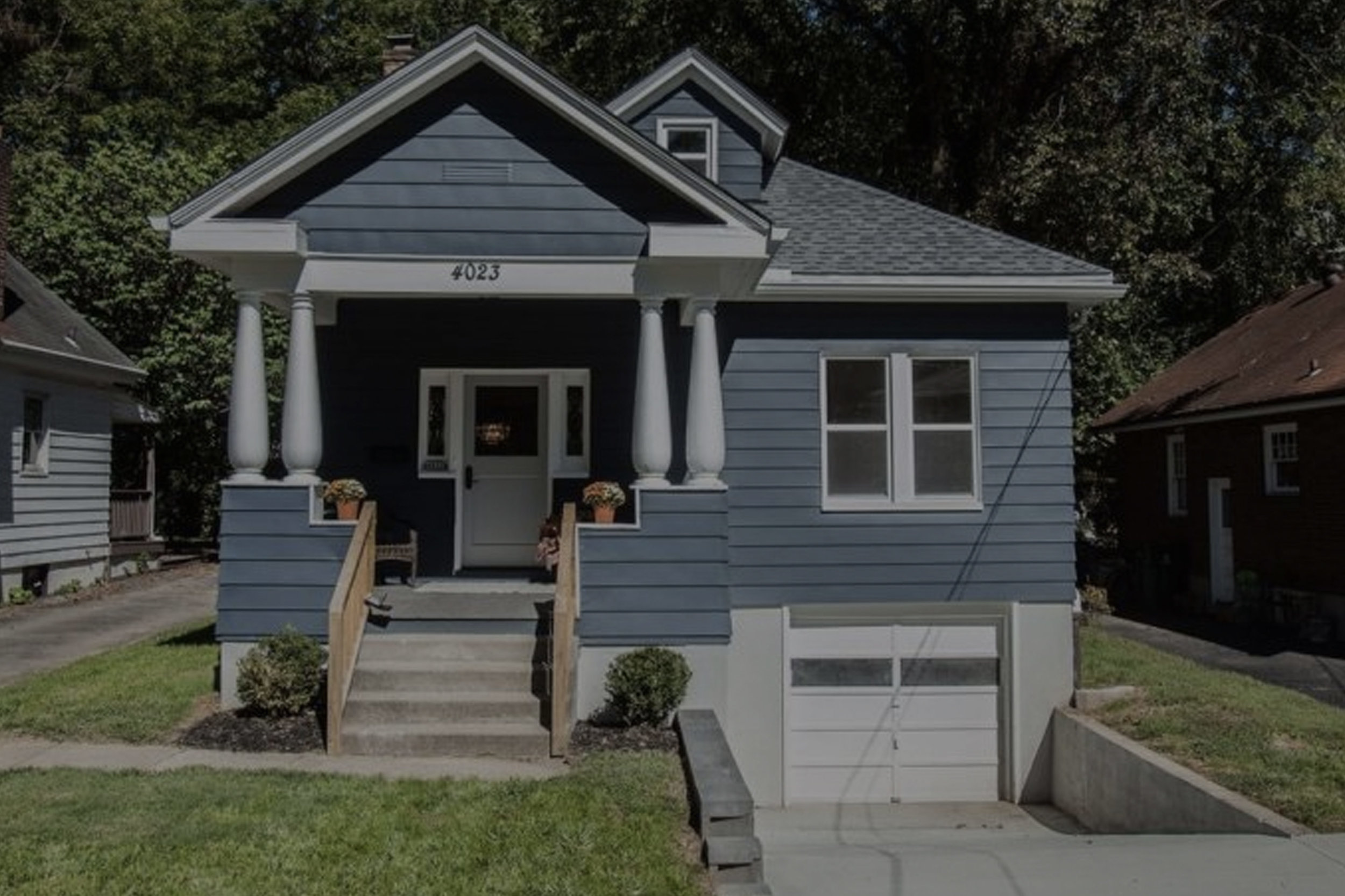 4023 Paxton Ave - Rehabbed Oakley Bungalow