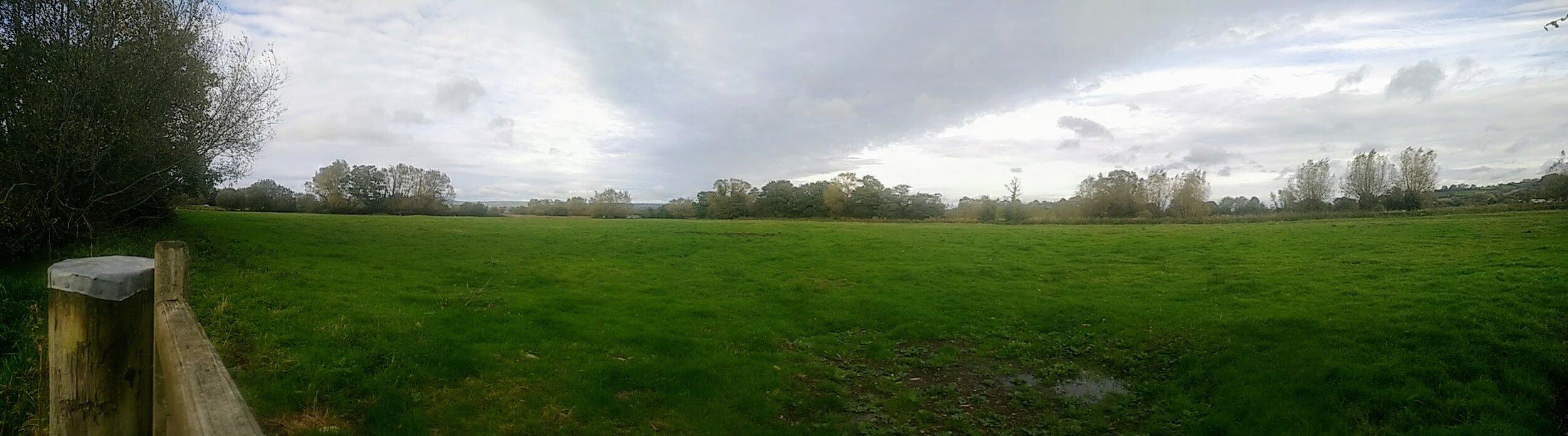 Site of Glastonbury Lake Village