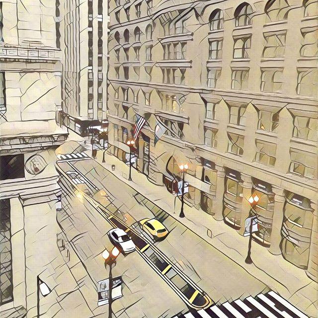 #chicago #uber #architecture