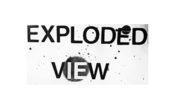 Exploded View Gallery is a storefront microCINEMA and arts space supporting the exhibition and presentation of contemporary and historical visual, sonic and film arts.