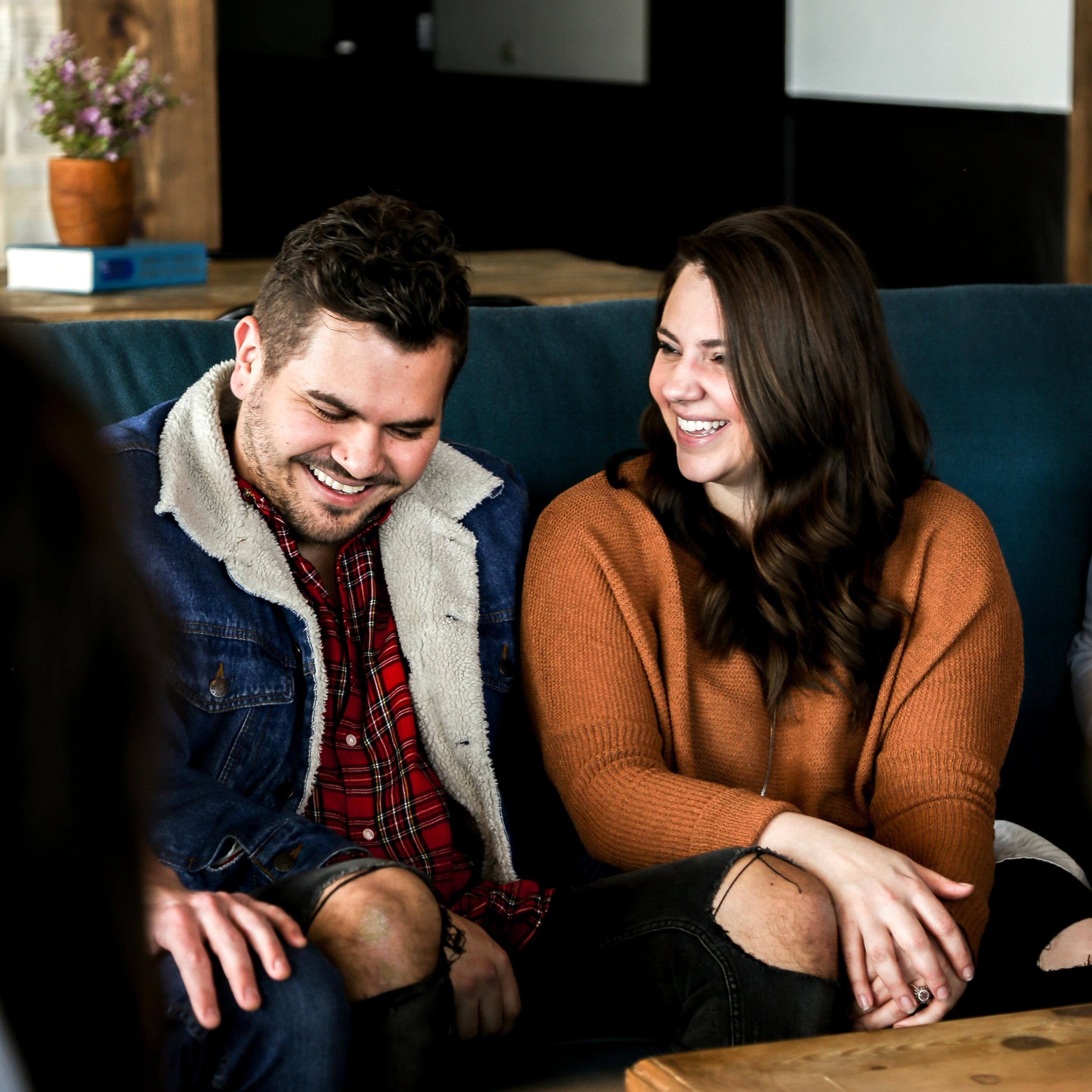 Zion & Kirstyn Rempel - Creative & Associate Pastor / Family Pastor