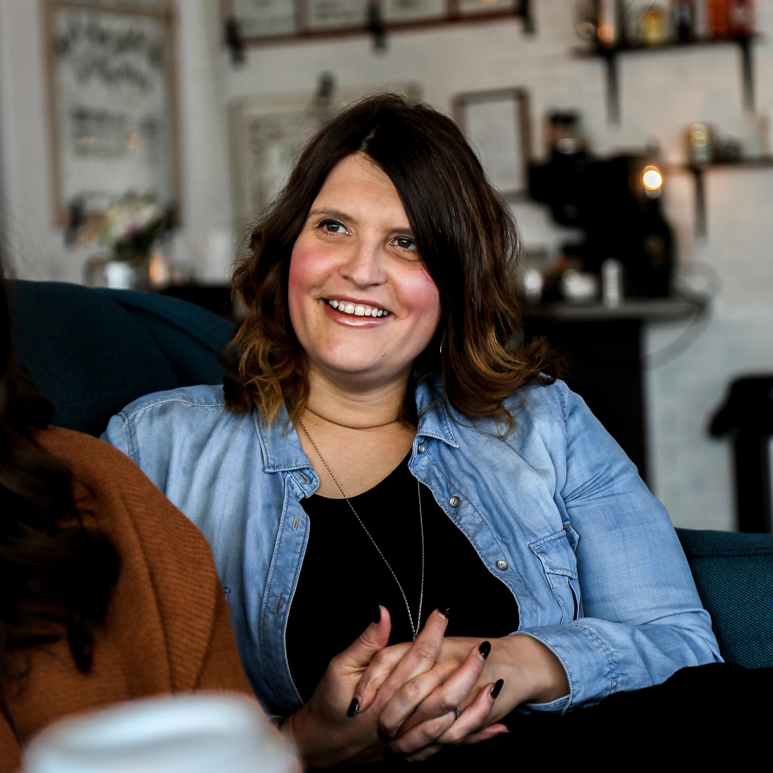 Kristen Goldsby - Community Pastor