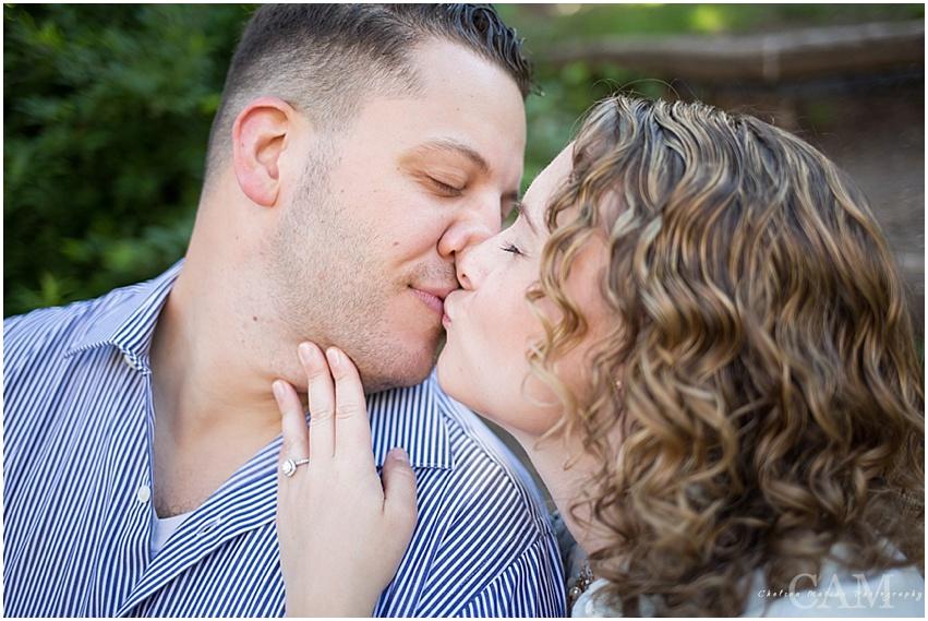 Kristen + Jon Engagement UES with Chelsea Matson Photography