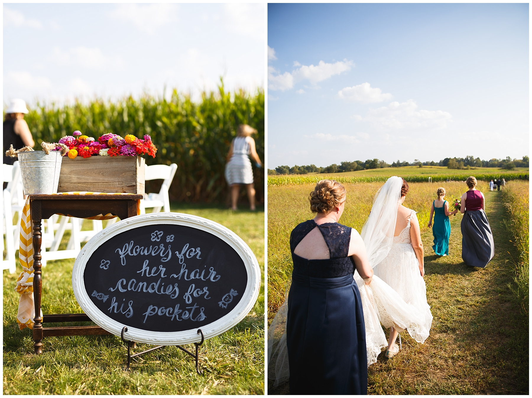 Kim + Jeff Married at Mapleton Barn - Chelsea Matson Photography 2017