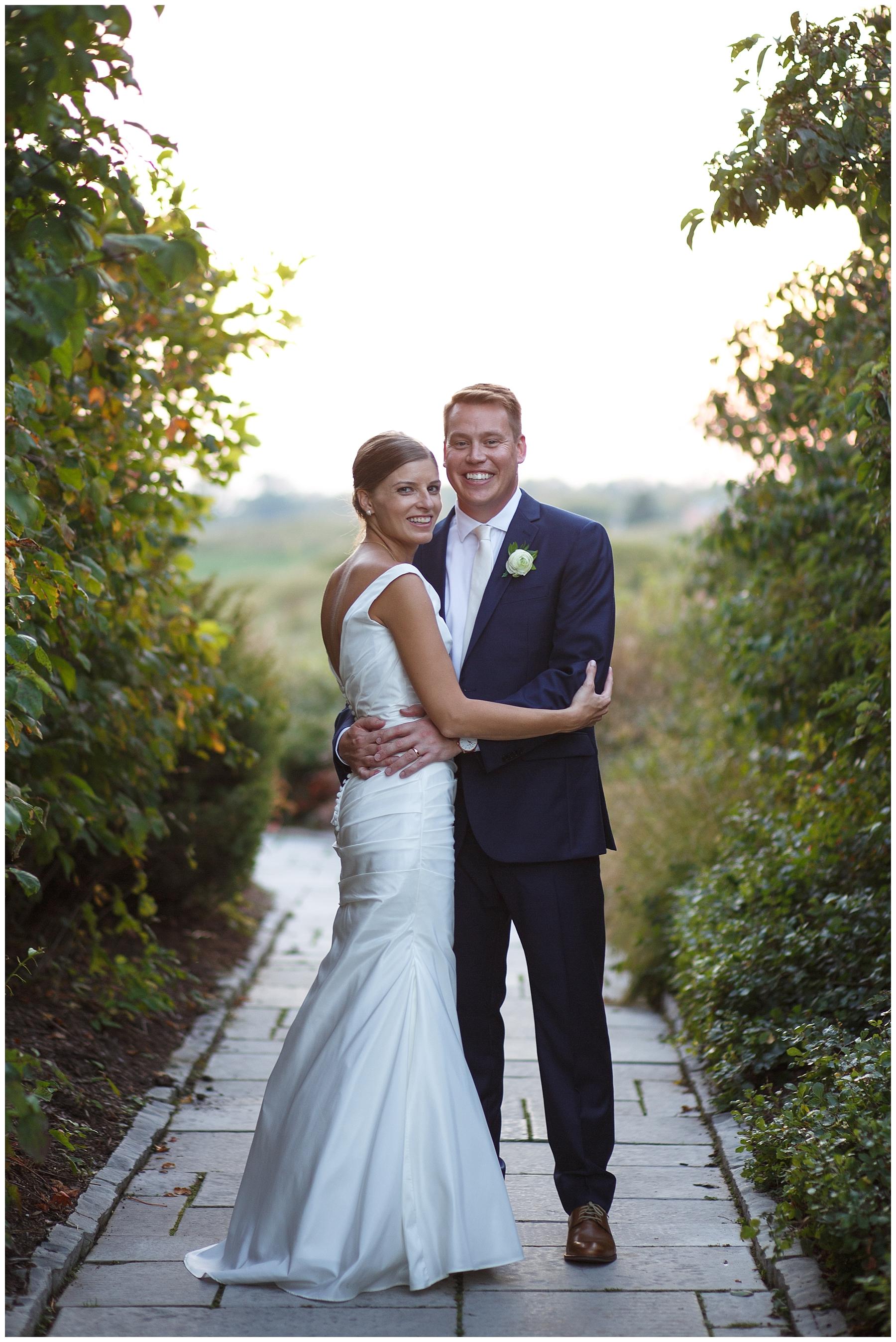 Elizabeth + Tad Married at Whistling Straits, Kohler WI 2017 - Chelsea Matson Photography