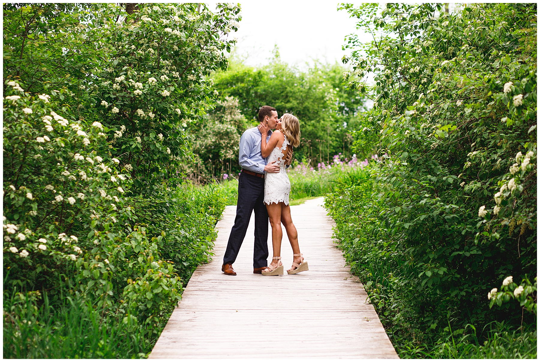 Summer embrace in the marsh - Chelsea Matson Photography