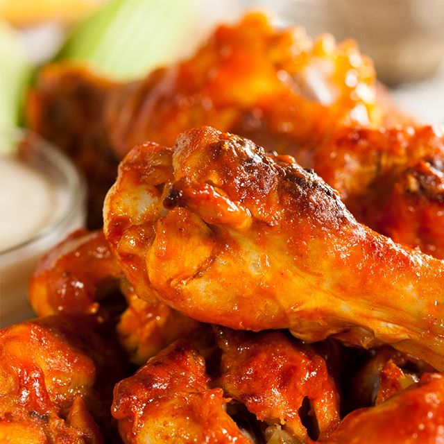 Attention - WINGS are now available all day, everyday (except on Monday). Happy Saturday!