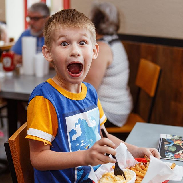 When you find out wings are now available all day, every day (except Monday). Happy Saturday!