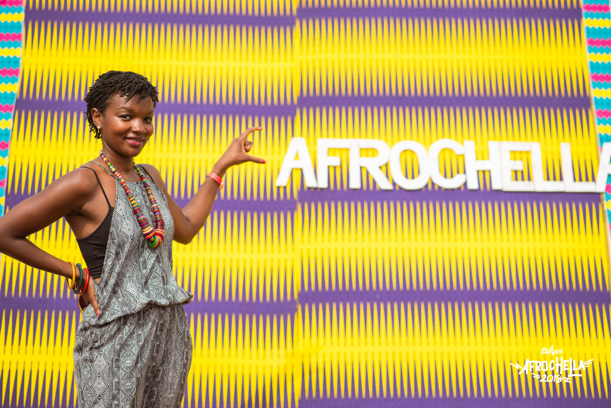 Picture Courtesy of  Afrochella.com