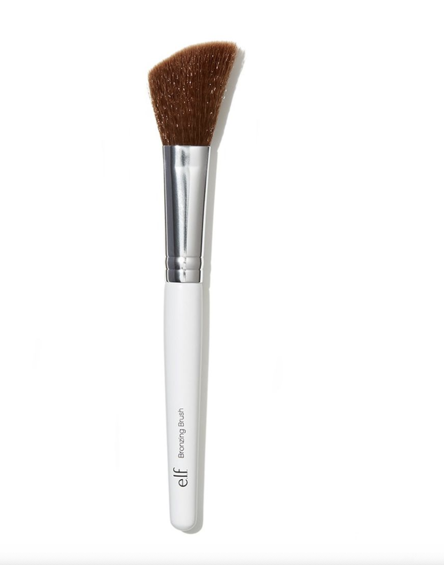 E.L.F. BRONZING BRUSH - I use this brush to apply my bronzing powder