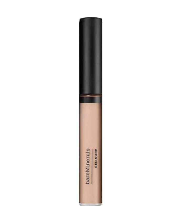 "bareminerals gen nude eyeshadow + primer - I like to put this on my eye lids before applying my eyeshadow. It helps to keep the eyeshadow looking good all throughout the day, and it goes on so smoothly!I use shade ""Exposed"""