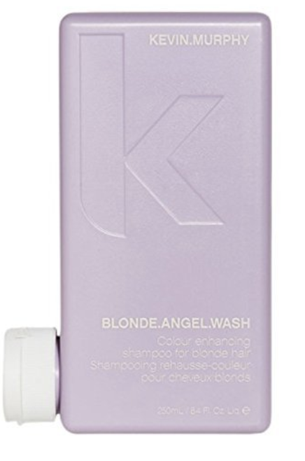 kevin murphy purple shampoo - I started to use this about a year ago, when my hair stylist recommended it to me to keep my balayage in tact. It works really well and keeps my blonde looking great (allows me to go longer without getting it re-done!)
