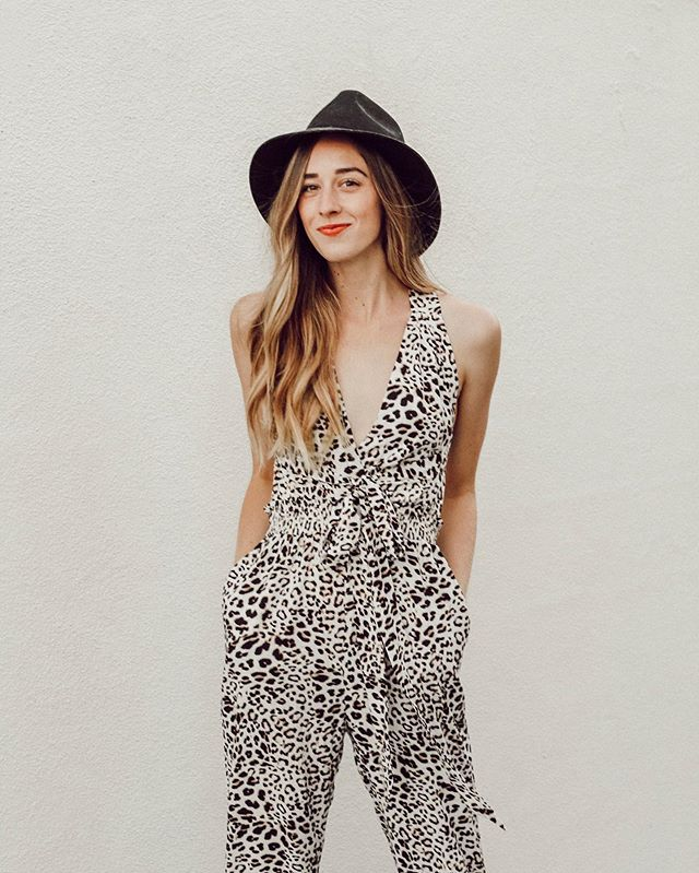 Anyone else wear jumpsuits nonstop? ☺️ I'm always on the hunt for more leopard clothing and this jumpsuit from @xomandysue is the perfect combination of comfy & dressy! $47 normally, but $33 with my discount code (found on my latest blog post and in my stories 🤗) More details and photos of this look on lindseymwagner.com! Link in bio 💕  http://liketk.it/2D0Hp @liketoknow.it #liketkit #LTKunder50 #sandiegoblogger #summeroutfit #theeverygirl #xomandysue #bloggerstyle #targetstyle #styleteamsix #influencedot #leopardprint