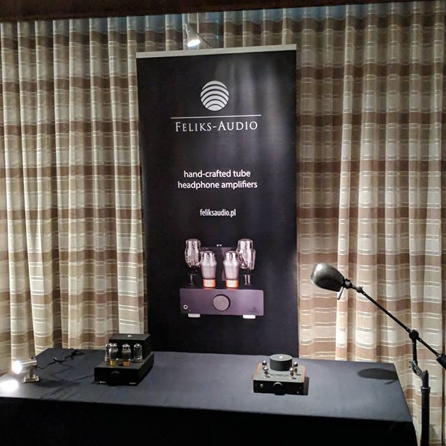 See Felix Audio headphone amps in Room 7128 or better yet, listen to all them at Headspace Booth 65!  #rmaf #hifi #audiophile #audioporn