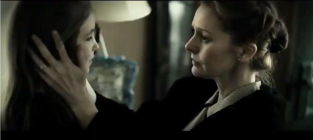 Amanda Barron in Mrs. Foster