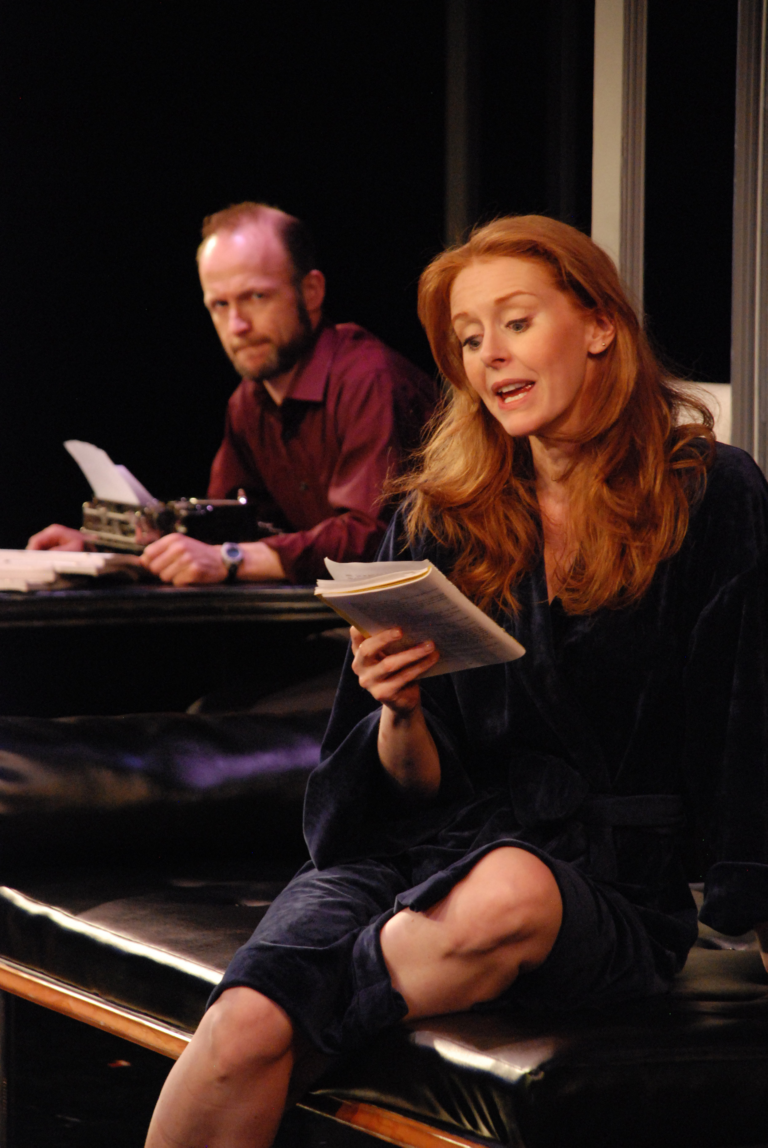 Amanda Barron as Annie in The Real Thing
