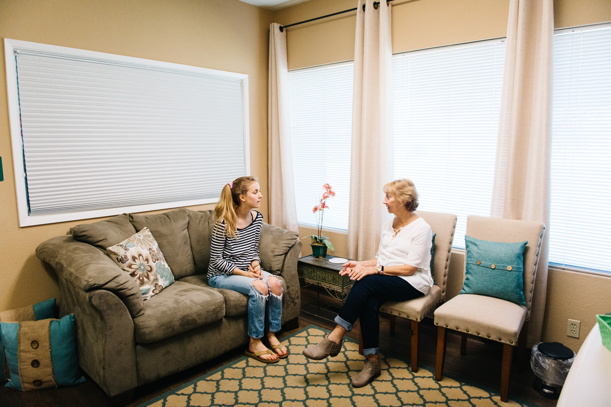 Pregnancy Options Consultation - Your period may be late, but are you sure you are really pregnant? The only time you need to make a decision about pregnancy is after confirming you have a viable pregnancy. Once a doctor has confirmed pregnancy, then it's time to consider all Your Choices.We believe you deserve to understand all of your options before making a pregnancy choice, but how well do you understand the options available to you? We provide a safe place and the compassionate support of a nurse or Patient Advocate who will help you explore all the possibilities for your unique situation. Make an appointment for a confidential consultation today. We will not judge you. We will not pressure you. We will not talk to anyone about your situation unless you ask us to. That is Our Promise to you.