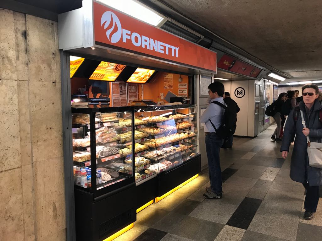 How pastries bankroll the Budapest Metro -
