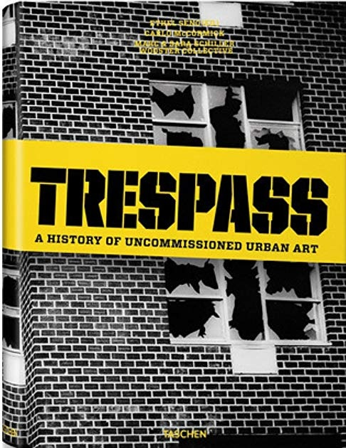 week 2: the history of contemporary street art - This week we discussed Trespass - A History of Uncommissioned Street Art. We would talk about the ways that graffiti led to street art, and the lines of legality that surround street artists. That is, when is an artist convicted, versus when are they commissioned by a major corporation or even a government? We would talk about particular styles, motifs, and themes of street art, and the ways that it is integrated with the architecture of the city. We could talk about the meteoric rise of street art celebrities, such as Banksy, Sheppard Ferry, and JR, and what separates them from less celebrated, still undercover artists, that either do not get commissioned, or what their reasons may be for not wanting to.