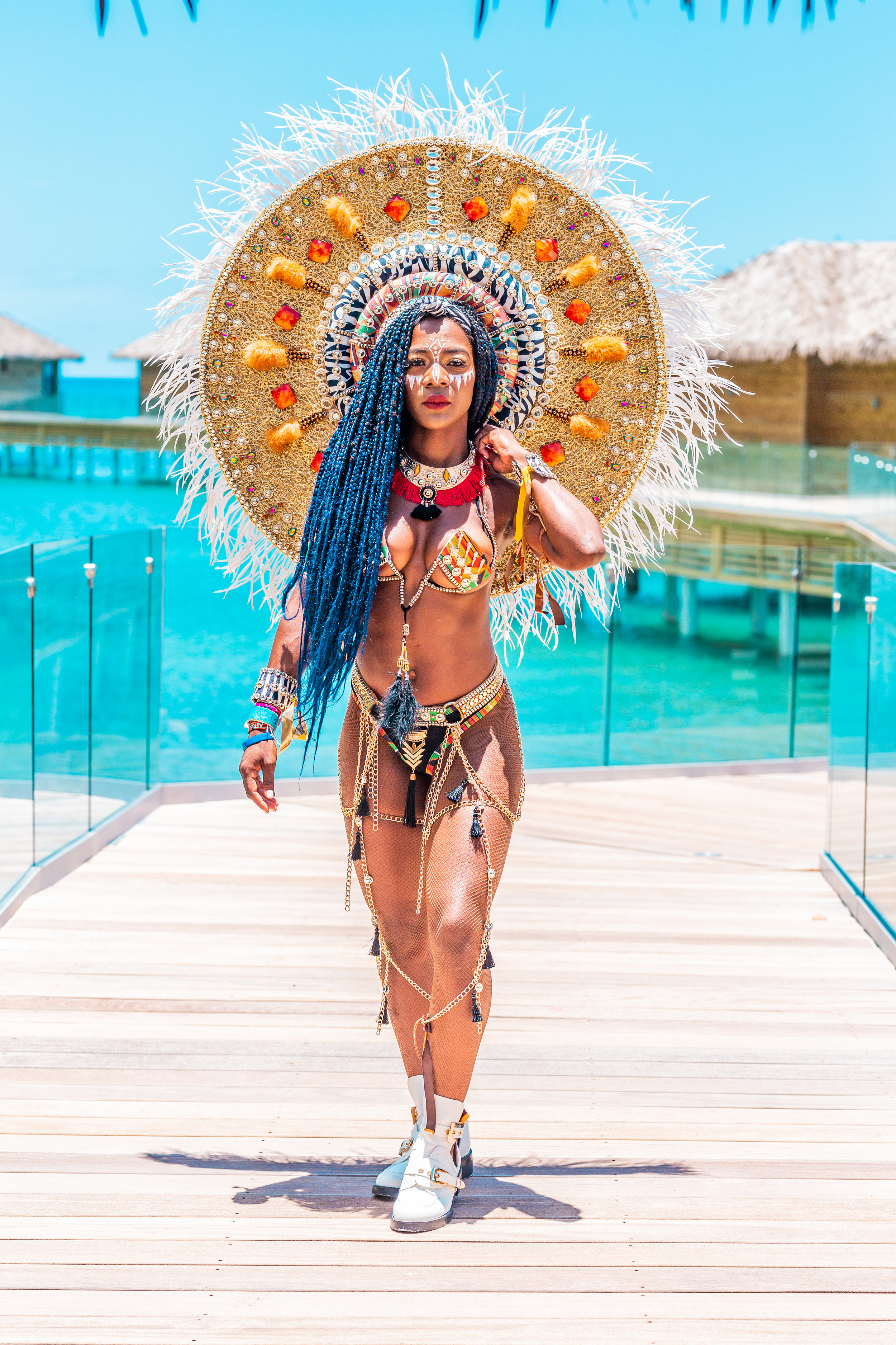 "- ""If I could describe Antigua Carnival in a few words… It is the perfect balance of fetes, road and relaxation. There is a uniqueness to the carnival vibe that I personally have not experienced anywhere else."" - BahamianistaRead more here."