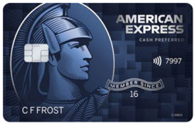 Blue Cash Preferred Card - Payments Innovation Insights — The
