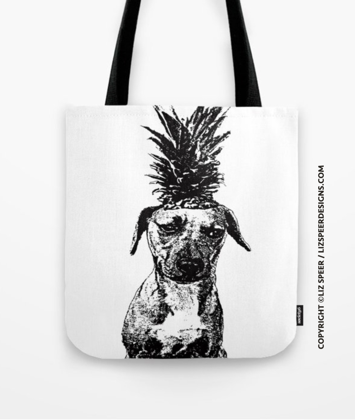 Pineapple Pup Graphic