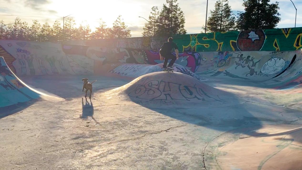 Skate Spot Oakland, CA