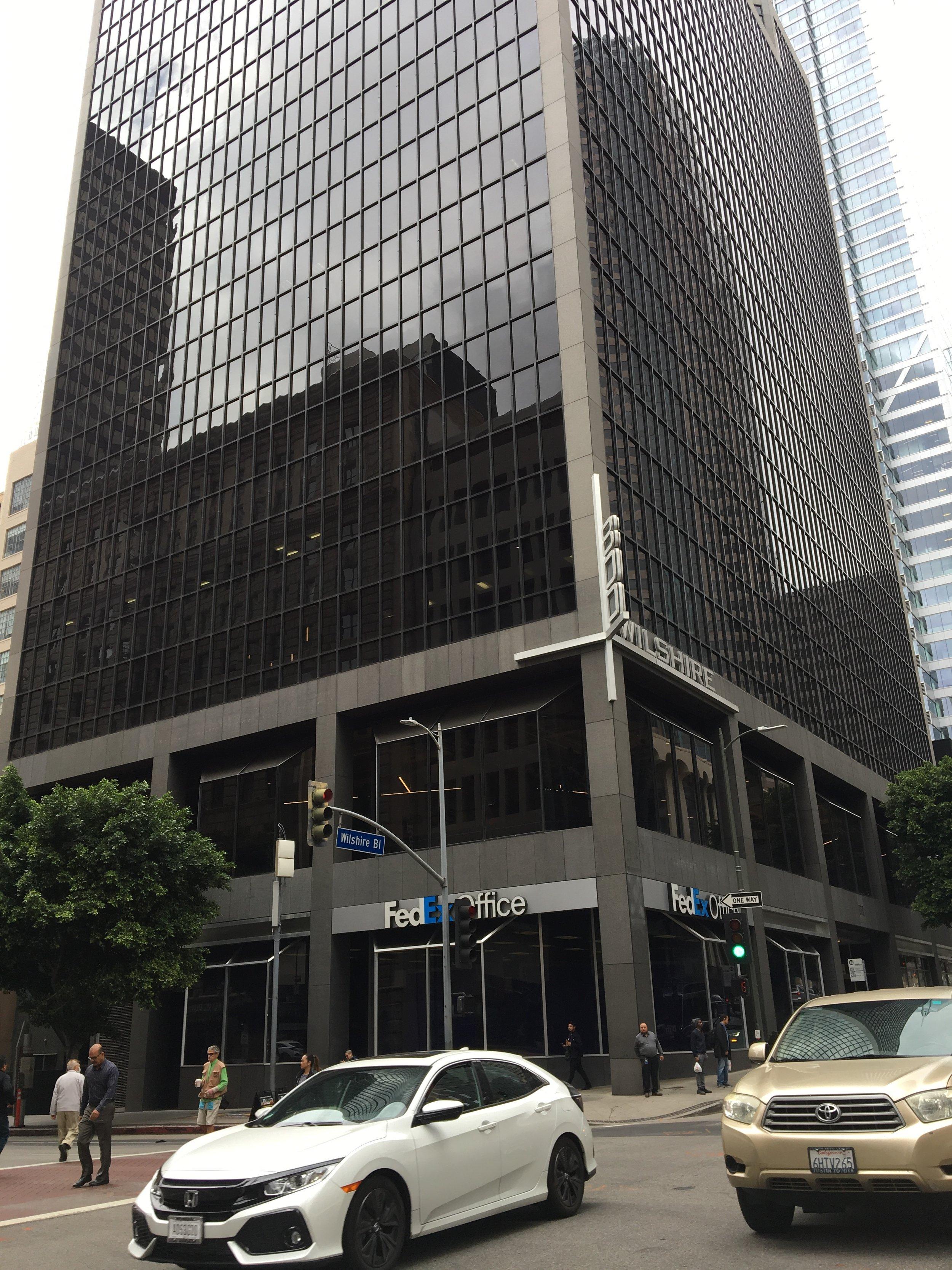 800 Wilshire Blvd., Los Angeles, CA