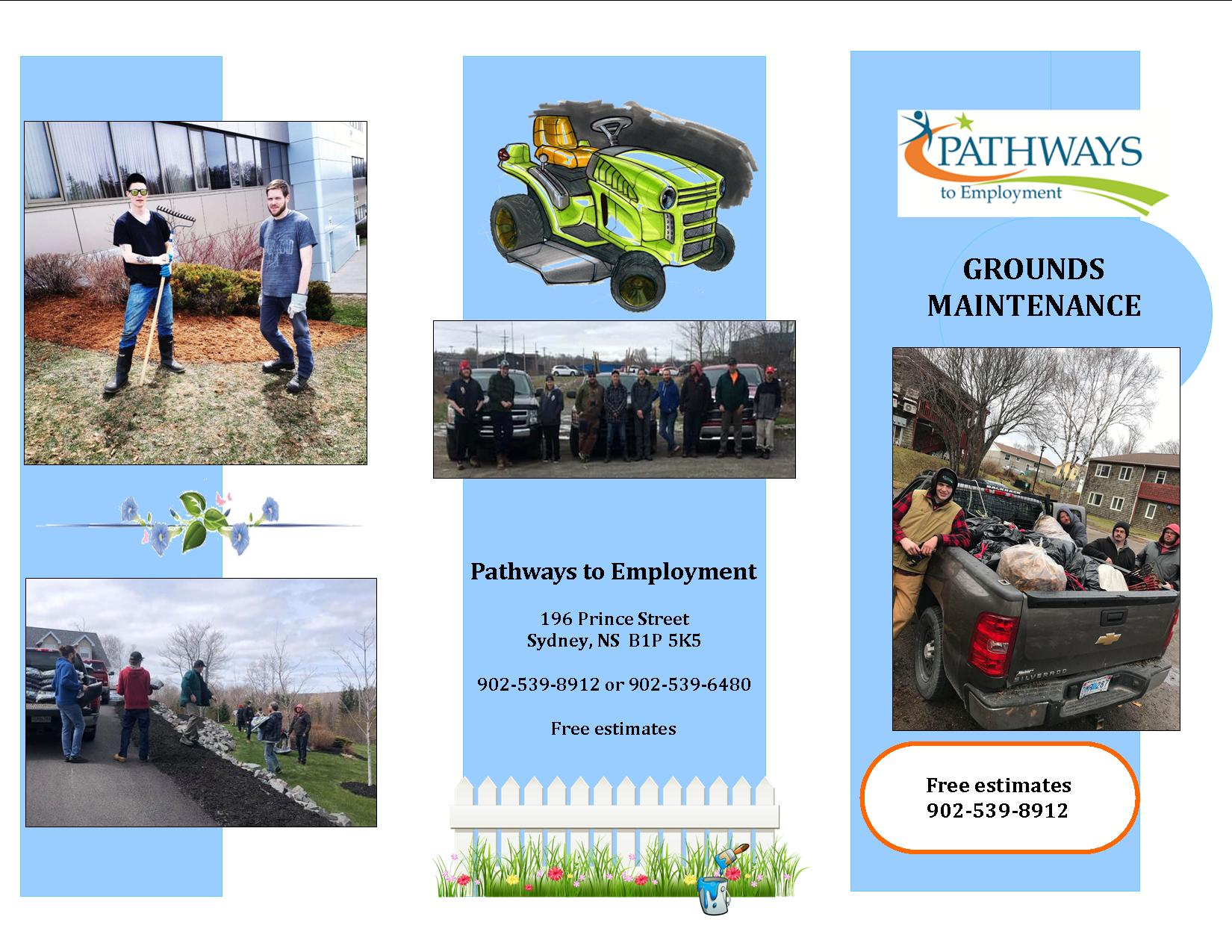 Grounds Maintenance brochure - Updated May 2019 - front & back.jpg