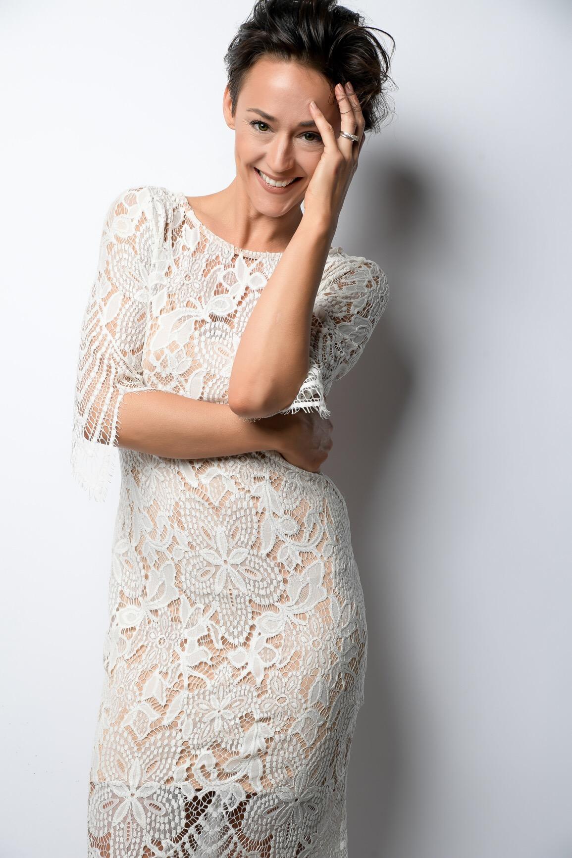 Dawn Hamil, hair stylist and makeup artist (IG: @dawnofbeauty)
