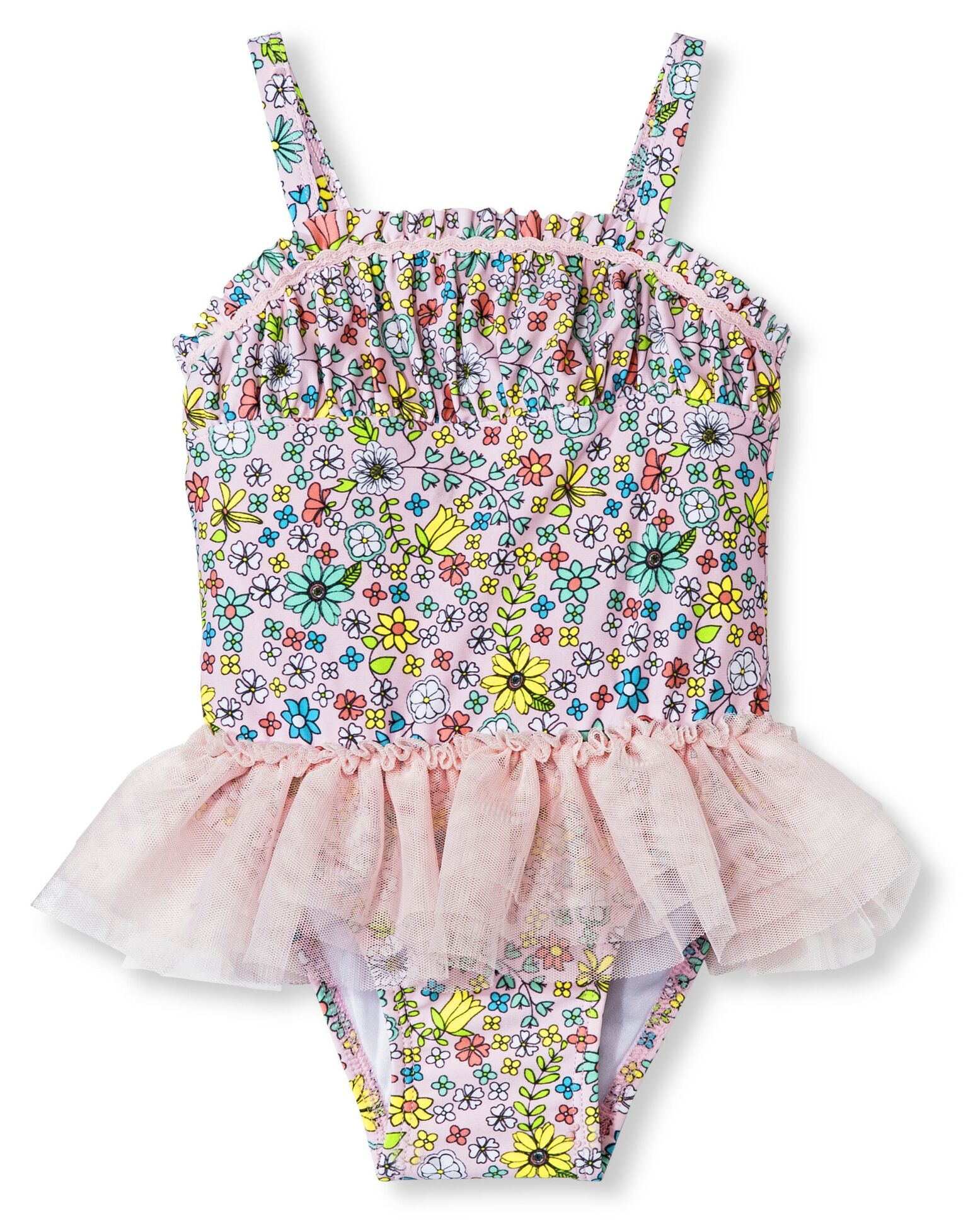 CIRCO TODDLER TUTU SWIMSUIT