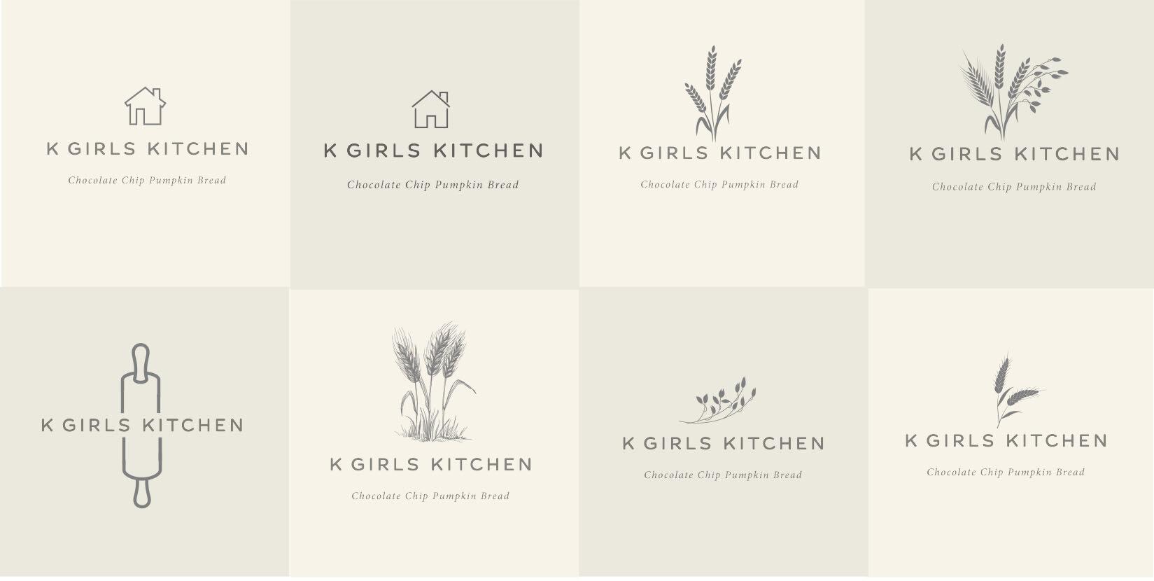 Logos Lauren Morrelli Portfolio