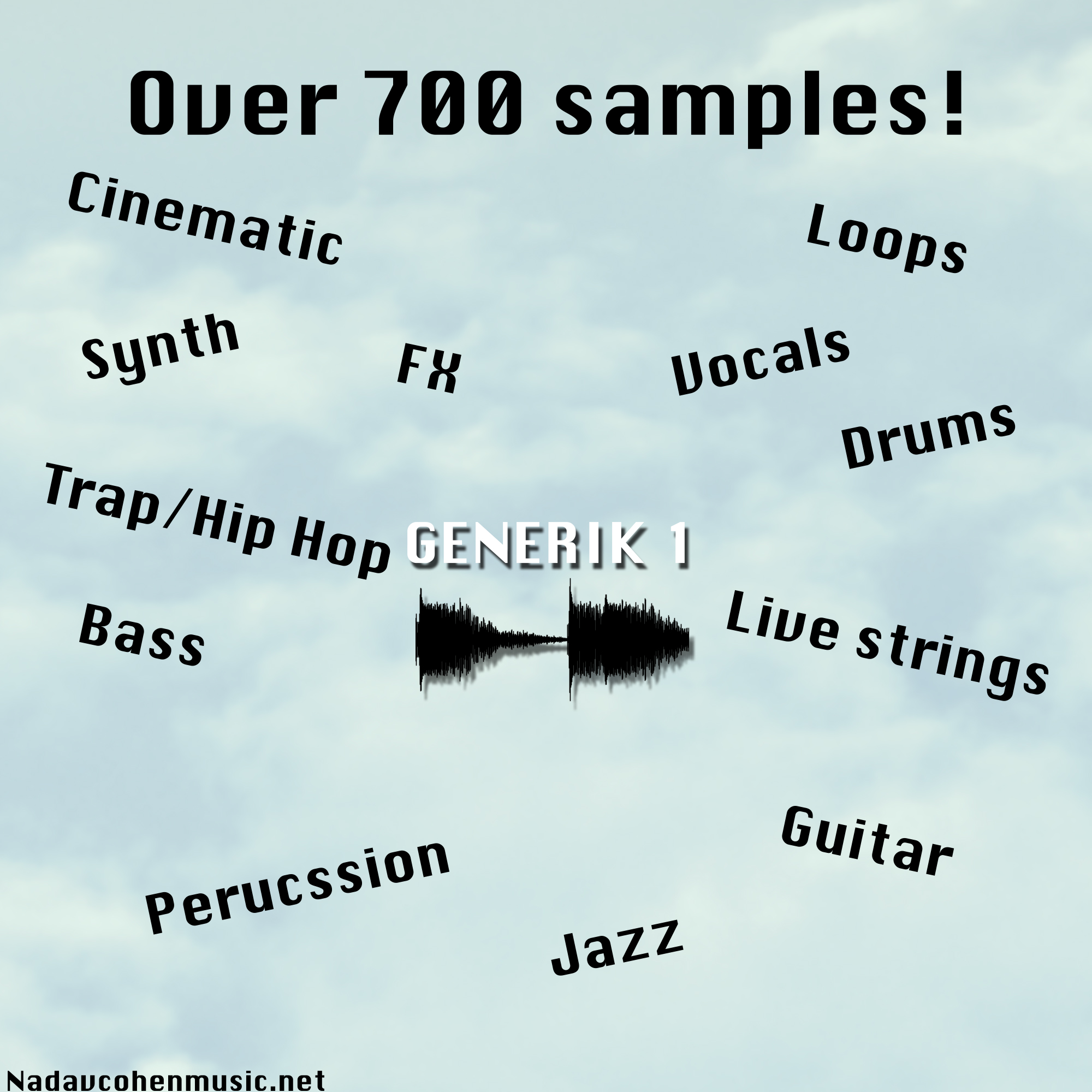 - GENERIK 1 - - Covering all keys and tempos from 80 to 240. No need to credit me when you use it!If you do I will love you forever <3