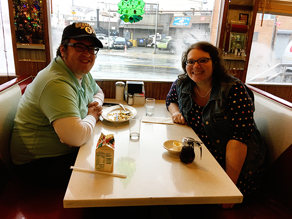 Aaron-Morse-and-Christina-LeBlanc-at-GoodFellas-Diner-by-Live-the-Movies.jpg